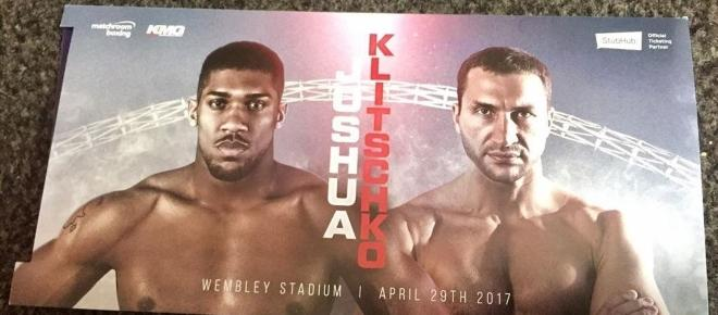 Boxe, orario diretta Tv Mondiale pesi massimi: Klitschko sfida Joshua a Wembley