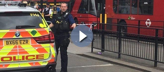 Terrorist incident at London's Whitehall. Ongoing situation.