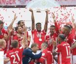 "Bayern Munich volvió a gritar ""Deutscher Meister"" en Alemania. Foto: 1.wp.com/www.sopitas.com"