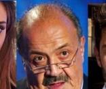 Clima di tensione tra Belen Rodriguez e Maurizio Costanzo su Canale 5;