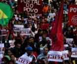 Manifestações contra reformas do Governo acontecem em todo o país