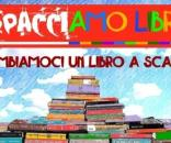 "Spacciamo libri"", flash book mob a Scampia"