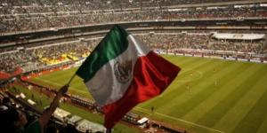 Así lucía el Estadio Azteca previo al duelo entre México y Costa Rica. (vía twitter - Jorge Ramos & Banda)
