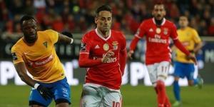 O Benfica recebe o Estoril em jogo a contar para a Liga NOS