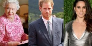 Prince Harry and Meghan Markle set to visit the Queen... - viral-news.net