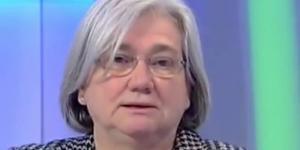 Rosy Bindi, presidente della Commissione parlamentare Antimafia