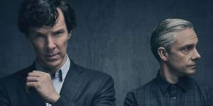 Sherlock: An diesem Datum läuft die vierte Staffel im deutschen ... - merkur.de