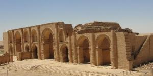 UNESCO's World Heritage Site: Hatra in Iraq - China.org.cn - org.cn