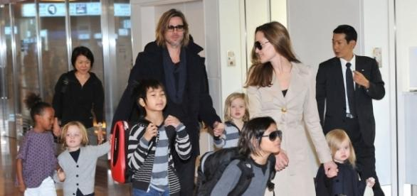 Angelina Jolie filed for divorce after getting fed up of Brad Pitt ... - thesun.co.uk