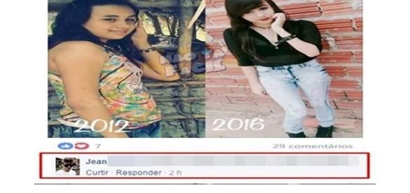Essa jovem postou uma foto do Facebook e foi humilhada