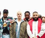 """DJ Khaled's new """"I'm The One"""" music video and song are now online. [Image via Blasting News image library/stereogum.com]"""