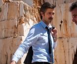"""Kim Rossi Stuart in una scena di """"Maltese""""."""
