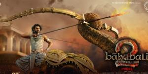 A still of Prabhas from Baahubali: The Conclusion movie