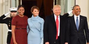 Evoking Jackie Kennedy, Melania Trump steps out in Ralph Lauren ... - latimes.com