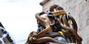 Il 'rito dei Serpari' di Cocullo durante la Festa di San Domenico