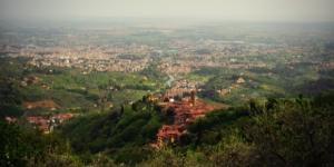 La Valdinievole - Panorami da Massa e Cozzile a Buggiano