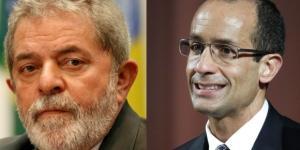 Luiz Inácio Lula da Silva e Marcelo Odebrecht