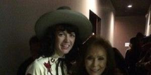 Nikki Lane and Loretta Lynn know how to write and sing from a woman's soul across different generations. --Pinterest