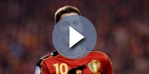 Eden Hazard podría fichar para el Real Madrid