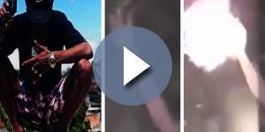 Vídeo estarrecedor de tiro tomou conta da web - Google