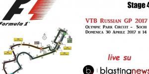 Segui la diretta del Gp di Russia a partire dalle 14 di domenica 30 aprile.