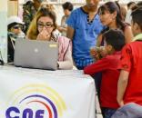Ecuador sufragó para presidente y ha ganado Lenín Moreno Garcés
