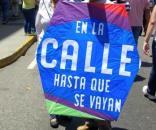 Venezolanos luchan a morir por su libertad
