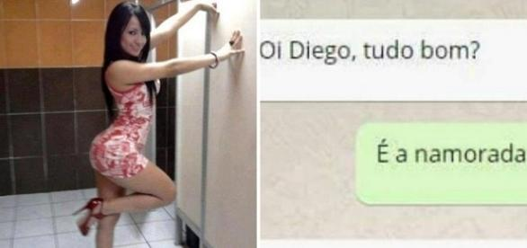 Namorada ciumenta invadiu WhatsApp e quase destruiu uma amizade de anos