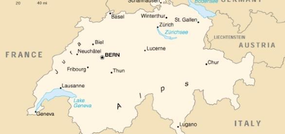 troppi reati in Svizzera, limitati i transiti