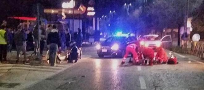 Torino: moto investe e uccide pedone, sbalzato per oltre trenta metri