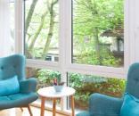 Um hier Platz nehmen zu können, warten Patienten oft Monate. (Source URG Suisse: Blasting.News Archive)