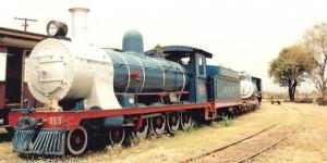 Ex Cape Government Railways Class 7 322 (4-8-0) Zambezi Sawmills Railway Class 7 955 (4-8-0 Builder's Number: Neilson 4447 Wikimedia