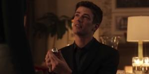 Grant Gustin as Barry Allen for 'The Flash'/Photo via screencap, 'The Flash'/The CW