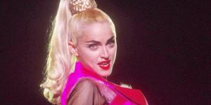 Madonna Just Slam the Upcoming Biopic 'Blond Ambition'? - xanianews.com