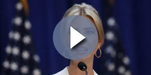 Ivanka Trump, la 'first daughter' principale bersaglio delle critiche del ministro degli esteri tedesco