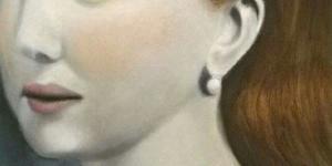 Ritratto di Donna Franca Florio di Anna Torres