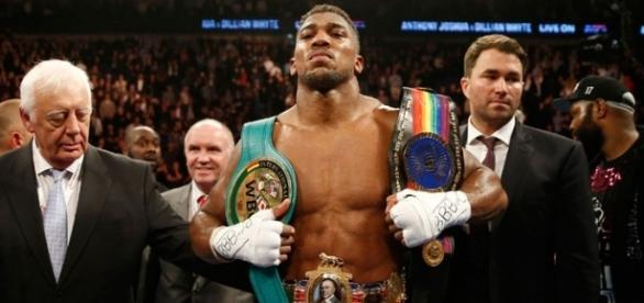 Anthony Joshua campione vero, il mondo dello sport ritrova la grande boxe