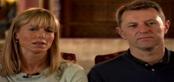 Kate and Gerry McCann (bbc.co.uk)