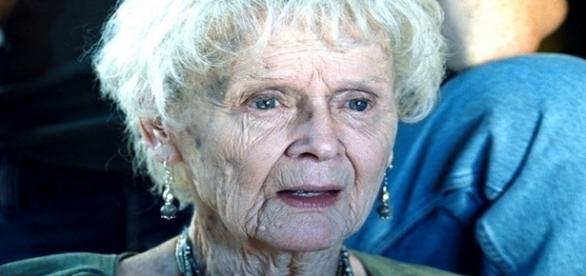 Quando jovem, Gloria Stuart era uma atriz que encantava