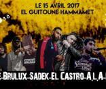 Fermé pour outrage à la religion musulmane... El Guitoune Hammamet