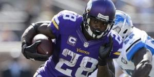 Adrian Peterson Detroit Lions Rumors: Green Bay Packers, Oakland ... - inquisitr.com