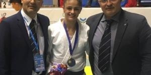 Martina Lucia Scisciola, medaglia di bronzo all'European Cup di Lignano Sabbiadoro