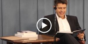 Ryszard Petru czyta dzieciom...