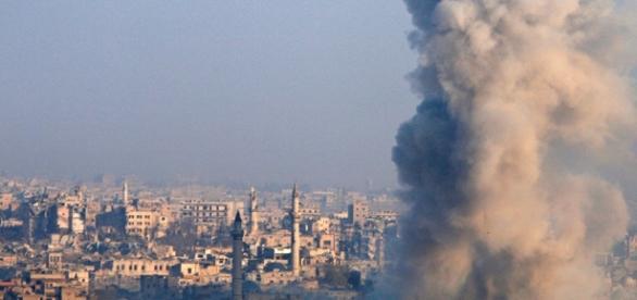 El atentado en Rusia pudo haber sido la consecuencia por involucrase en la guerra de Siria