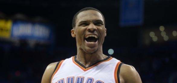 Oklahoma City Thunder: Russell Westbrook Makes History - sircharlesincharge.com
