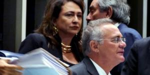 Ex-presidente do Senado, Renan Calheiros