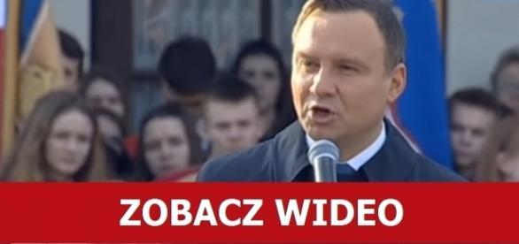 Andrzej Duda rozniósł wyprzedaż za bezcen dochodowych spółek.