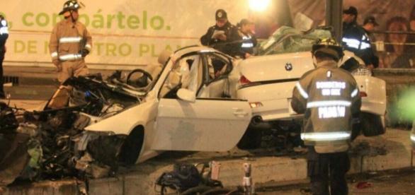 Conductor involucrado en accidente en Reforma podría alcanzar ... - televisa.com