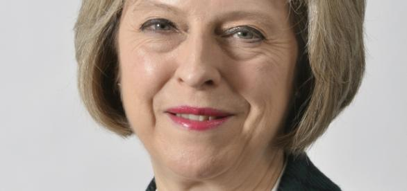 UK PM Theresa May extends free movement (Image source: en.wikipedia.org)
