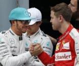 """Vettel: """"Lewis y Mercedes siguen siendo los favoritos"""""""